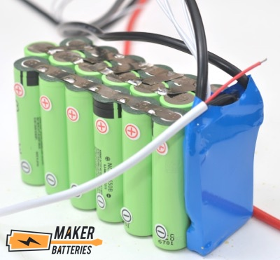 How To Build A Mini DIY Powerwall with Maker Batteries – DIY