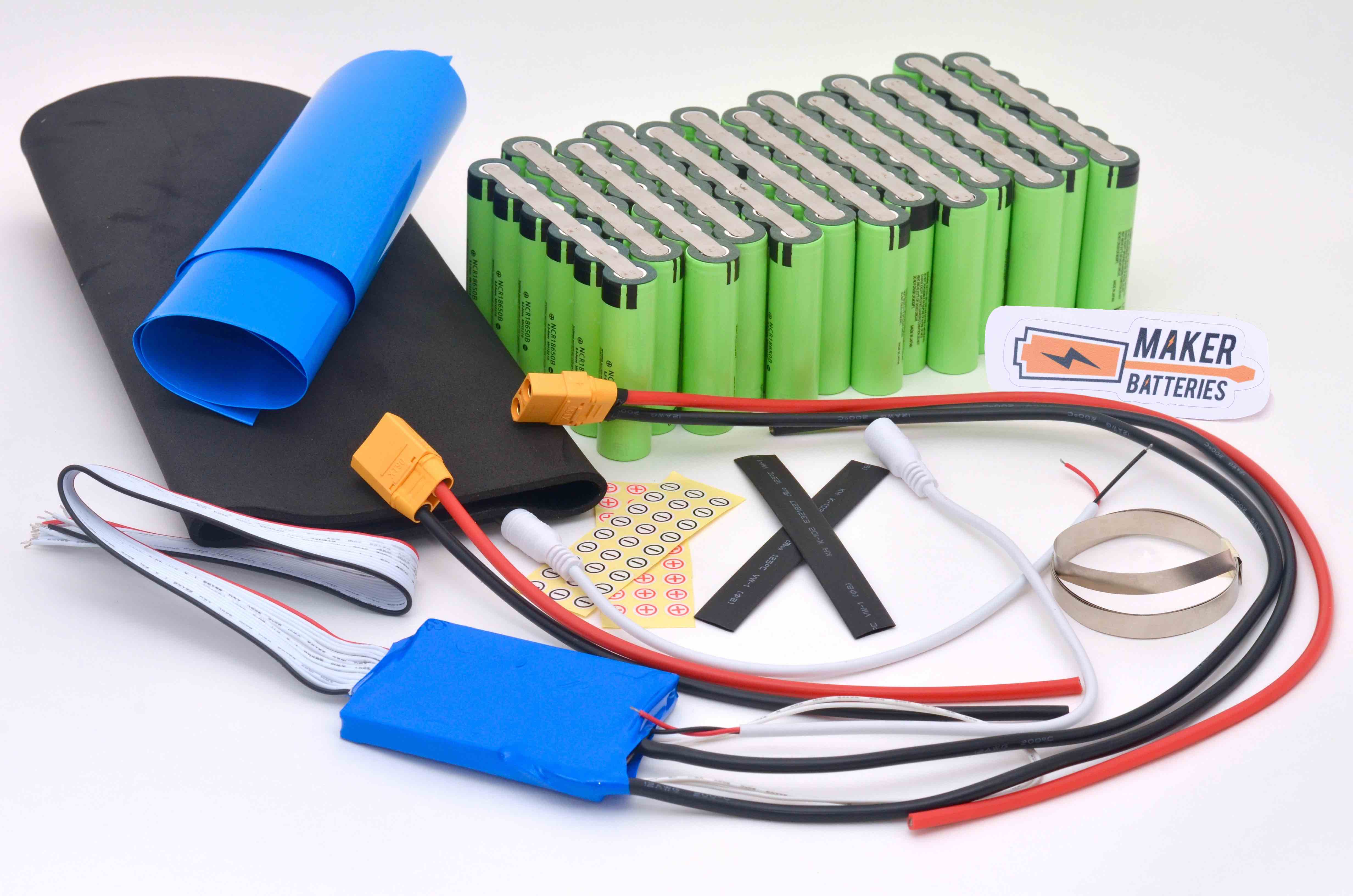 48V 20Ah Maker Battery Module Kit